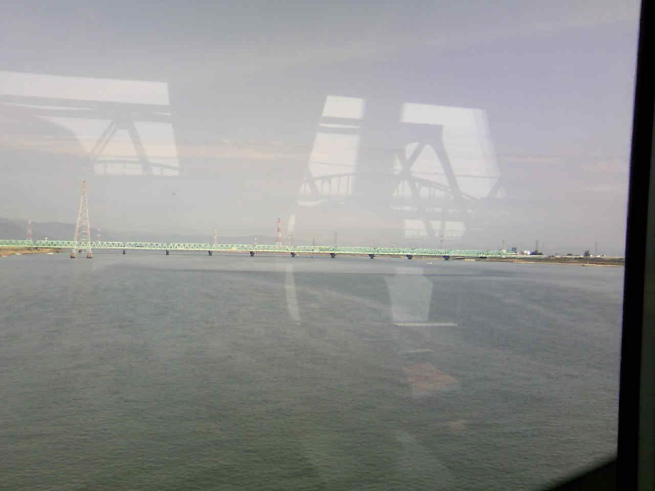 関西線で出発